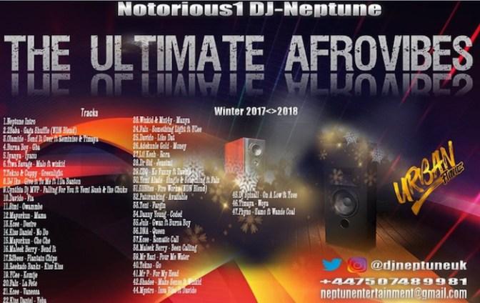 Download latest dj mixtape: the ultimate afrovibes mix dj.