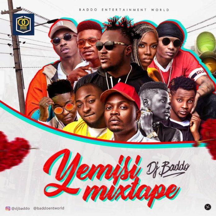 dj baddoo yemisi mixtape march 2018