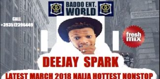 dj spark march mixtape