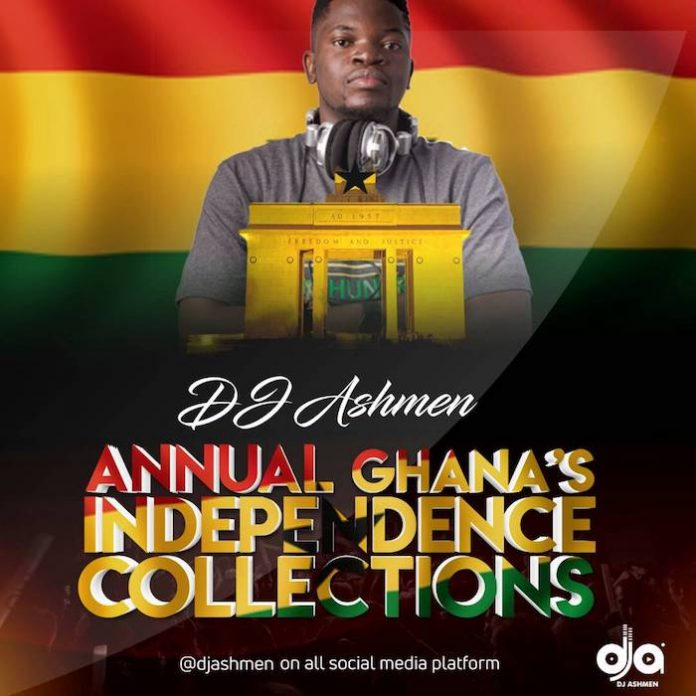 ghana independence dj mixtape march 2018 dj ashmen