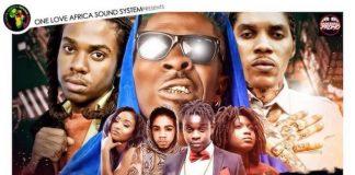 ghana mixtape 2018