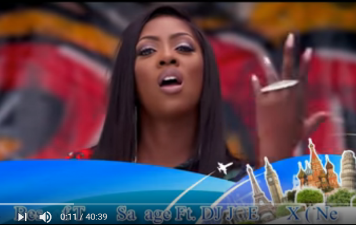tiwa savage mixtape