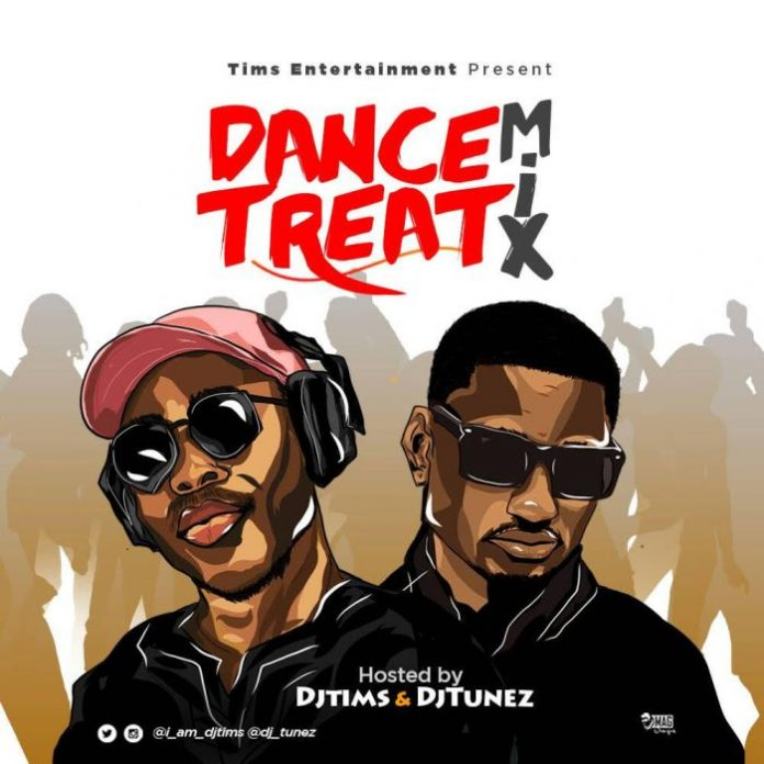 Dj tims dj tunez naija dance treat mix 2018