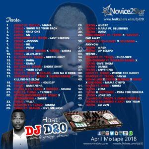 best of tekno mix 2018 tracklist