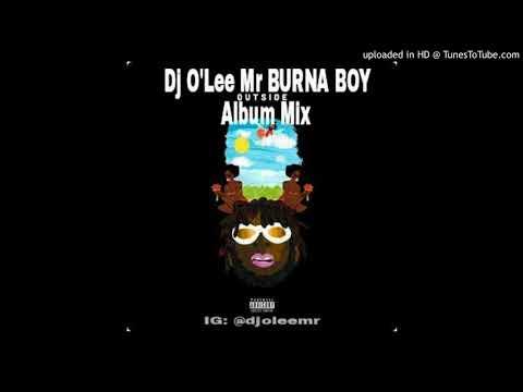 burna boy mix 2018 outside album
