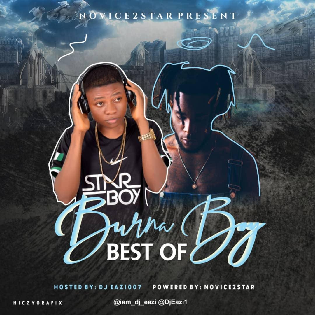 Mp3 2019 Mixtape: Dj Baddo – Best Of Burna Boy Mix - DJ ...