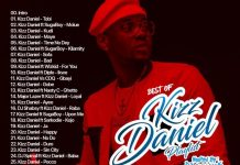 DJ Millions Best Of Kizz Daniel Mix 2019