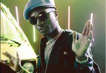Wizkid Jah Bless Me