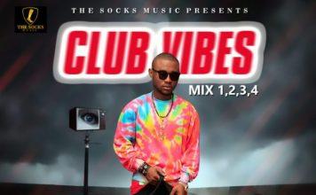 CLUB-VIBES-mix dj brown mixtape