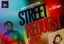 dj instinct street request mixtape 2019