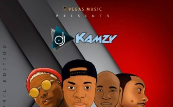 dj kamzy hard rock mix 2019 april edition